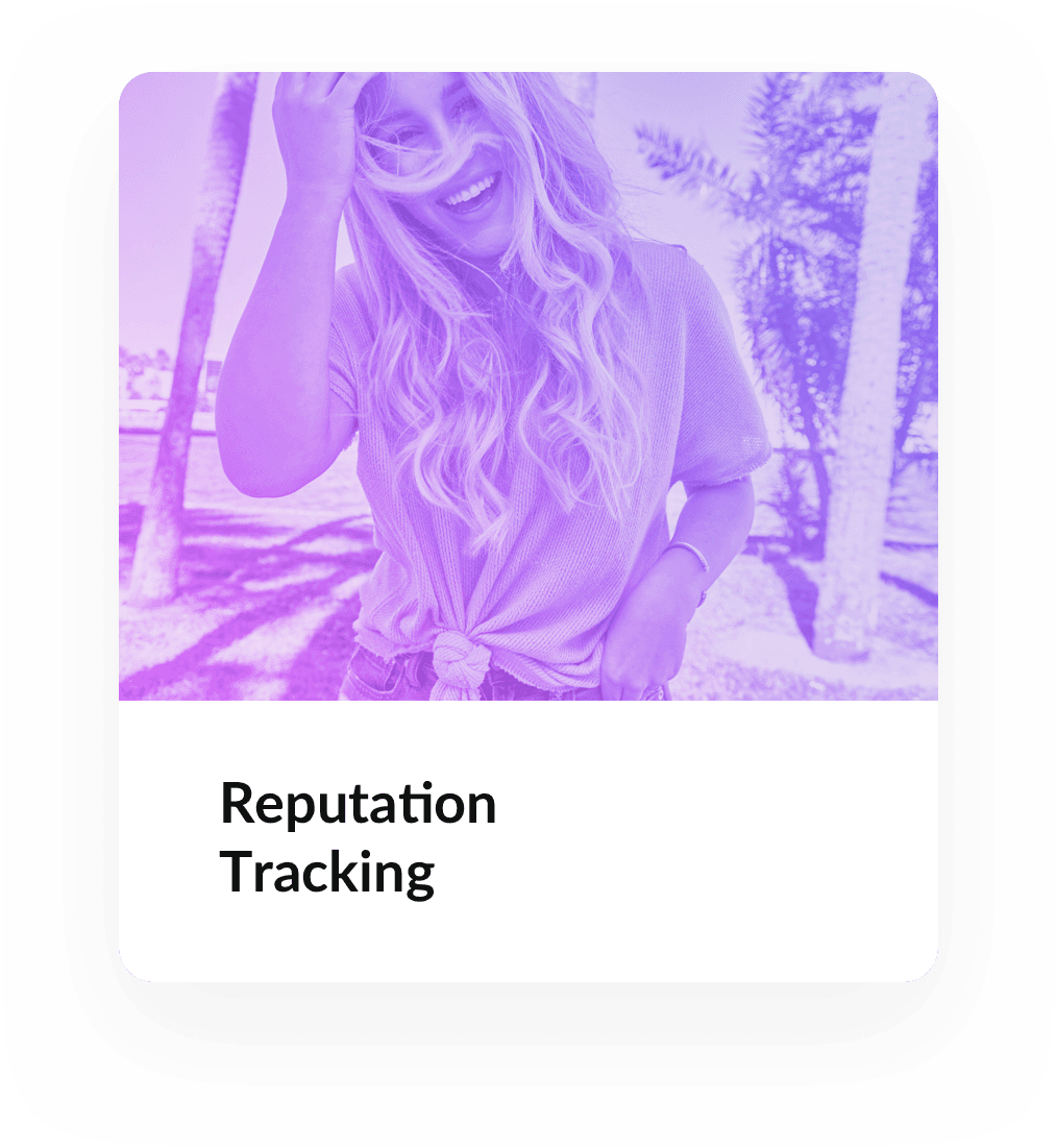 Reputation Tracking