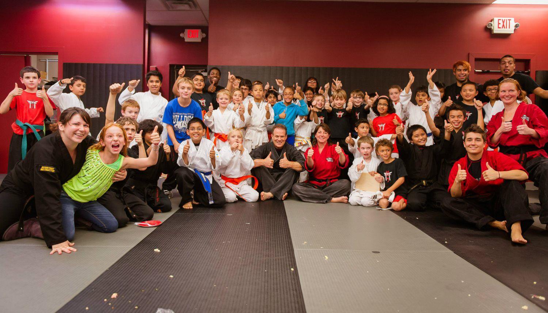 Satori Academy of Martial Arts testimonials