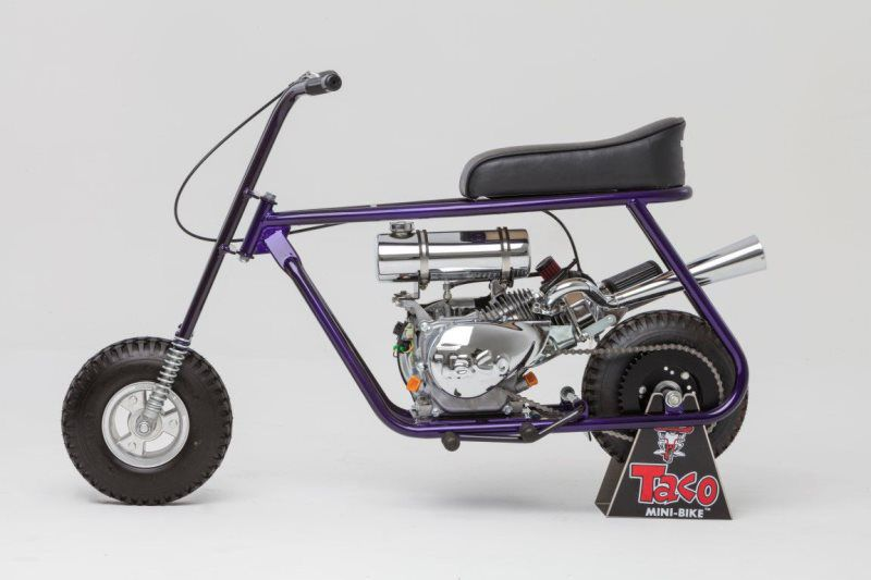 Bringing Back The Spirit - Taco Mini Bikes