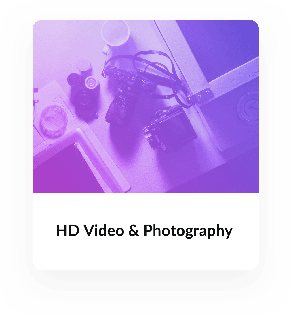 HD Video & Photogrphy