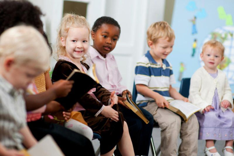 children's reading bible