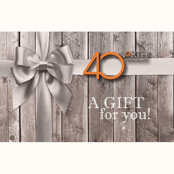 40 North Gift Card