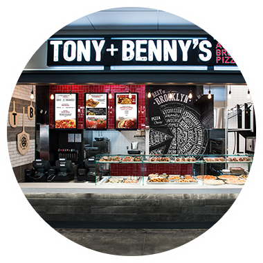 Tonny and Bennys