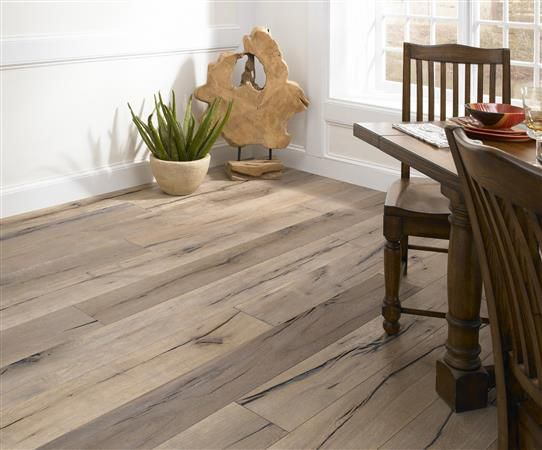 If you're on a budget and looking to save money, but still want the  attractive design of hardwood, tile or stone flooring, then laminate is the  best option.