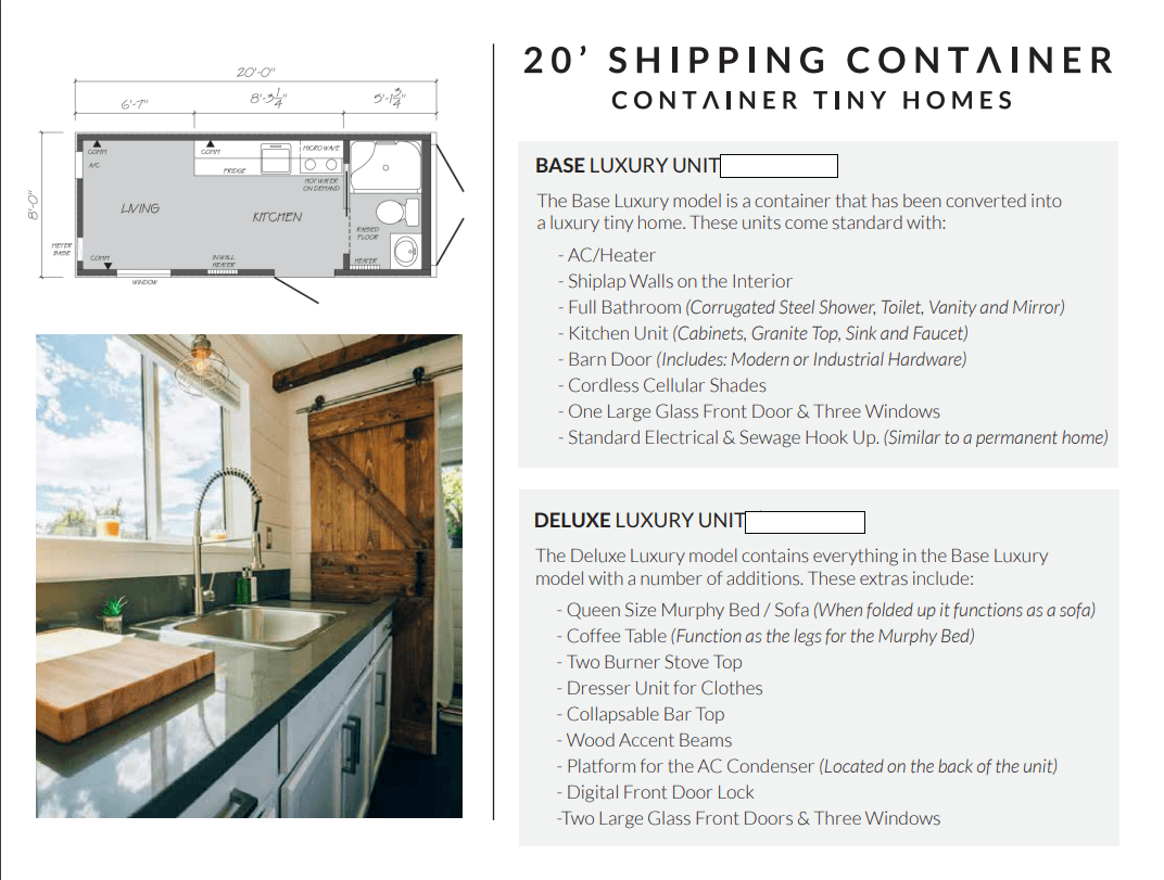 Our Products Catalogue - Container Guys International