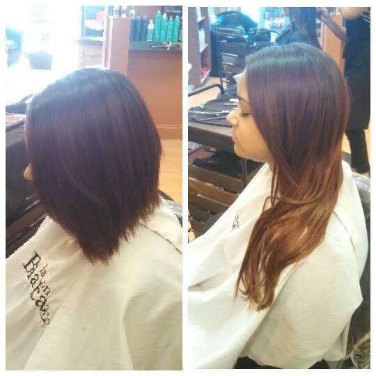 Hair Extensions   La Salon Bianca - La Salon Bianca ...