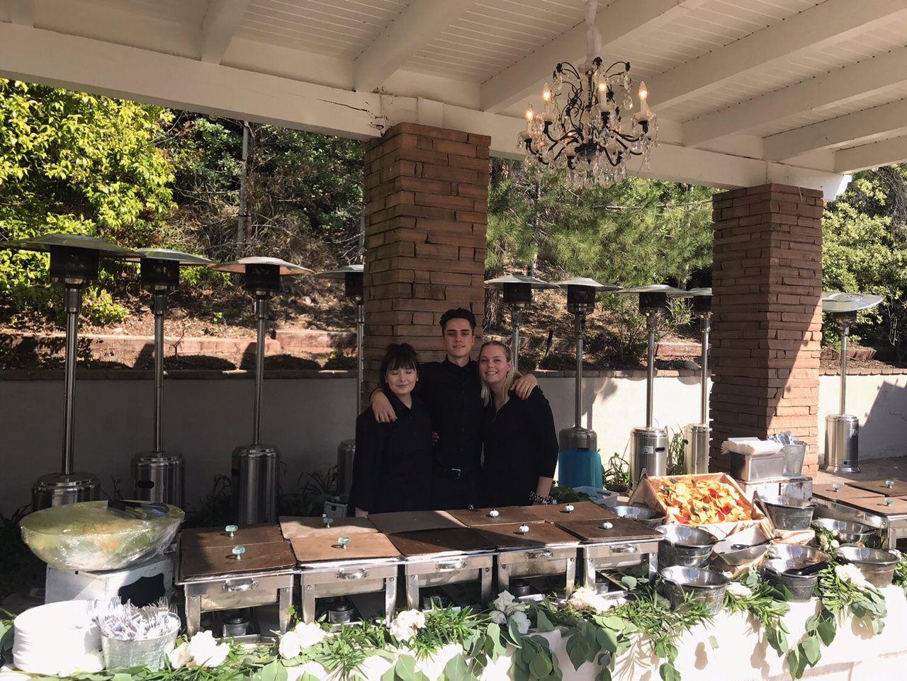 catering photos caliente southwest grille