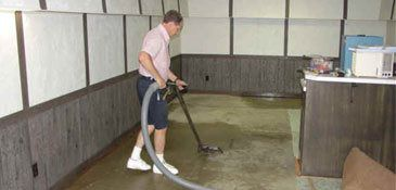 the cleanup guys basement cleaning cleanup