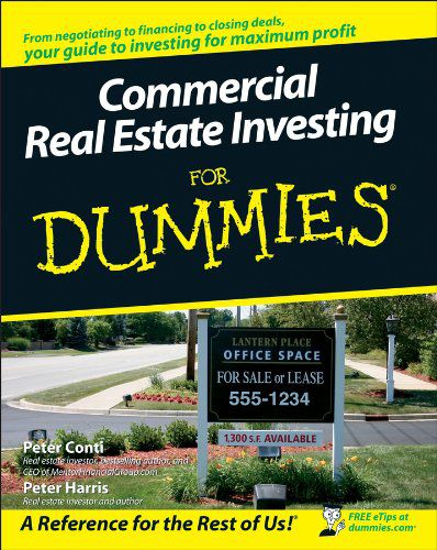 apartment investing commercial real estate investing