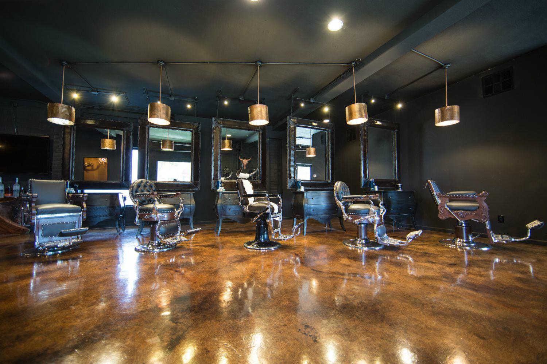 Online booking daniel alfonso men 39 s salon for The h salon