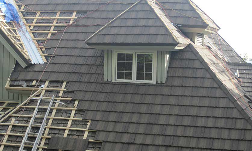 Roofing Systems Omaha Ne Stone Coated Steel Roofing