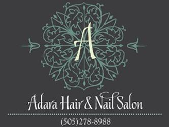 adara salon logo