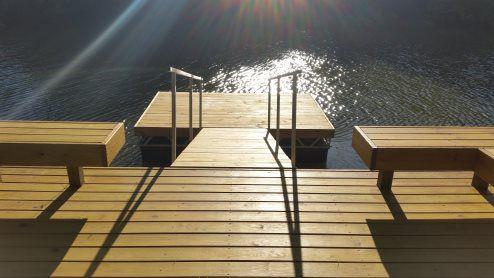 Docks and Decks Product Service - Brock Dock & Patio