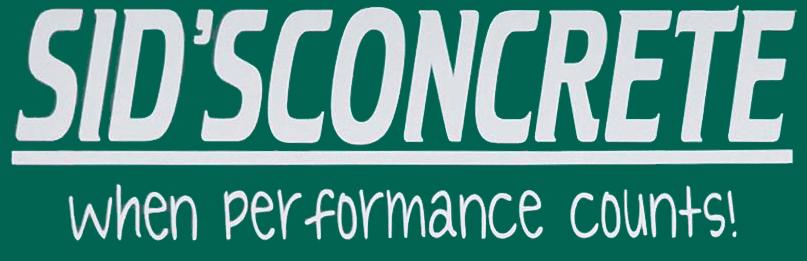 History - Sid's Concrete Inc  | Contractor | Wilton, Wisconsin