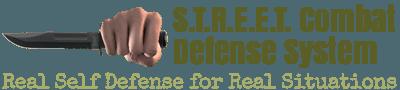 S.T.R.E.E.T. Combat Defense System LLC.  Logo