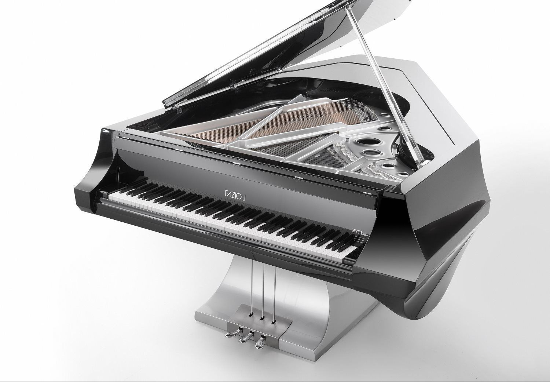 Official Fazioli Piano Dealer in Los Angeles - PFP