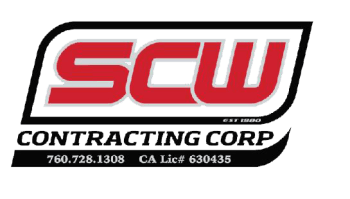 SCW Contracting Corp Logo