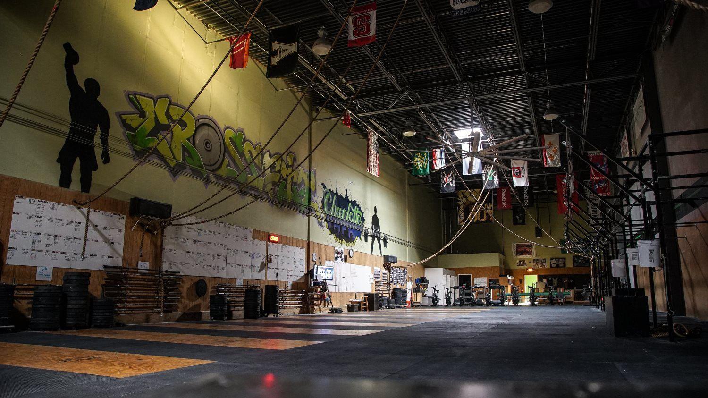Crossfit Charlotte Facility
