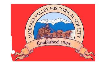 Moreno Valley Historical Society logo