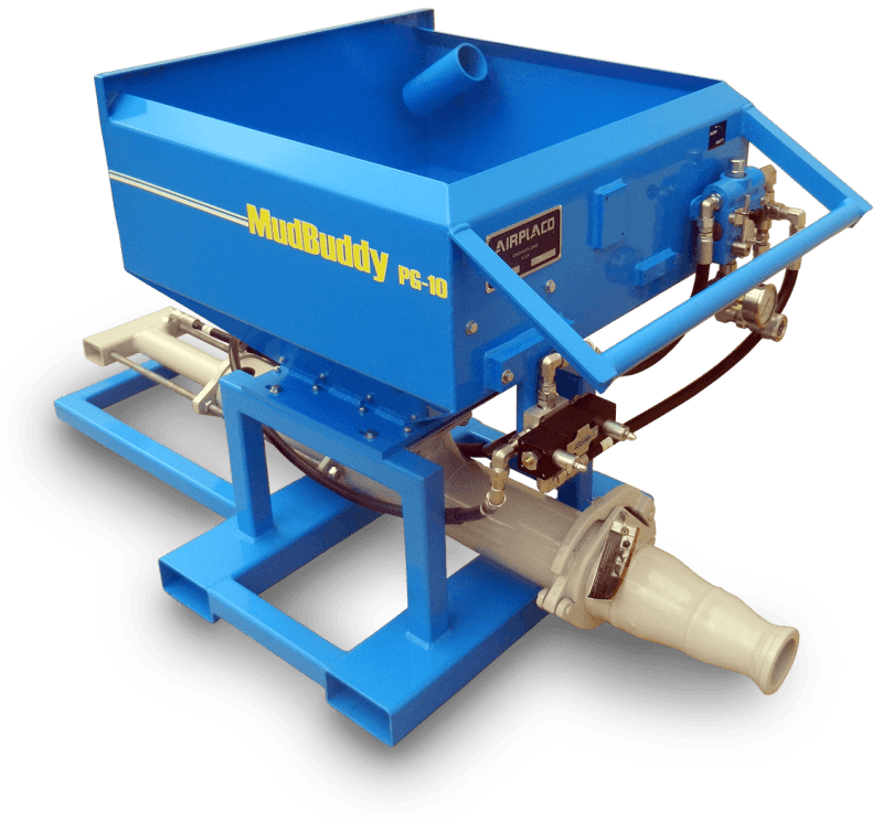 Airplaco Pumpmaster PG-10 - Concrete Pump Sales, Parts and Service