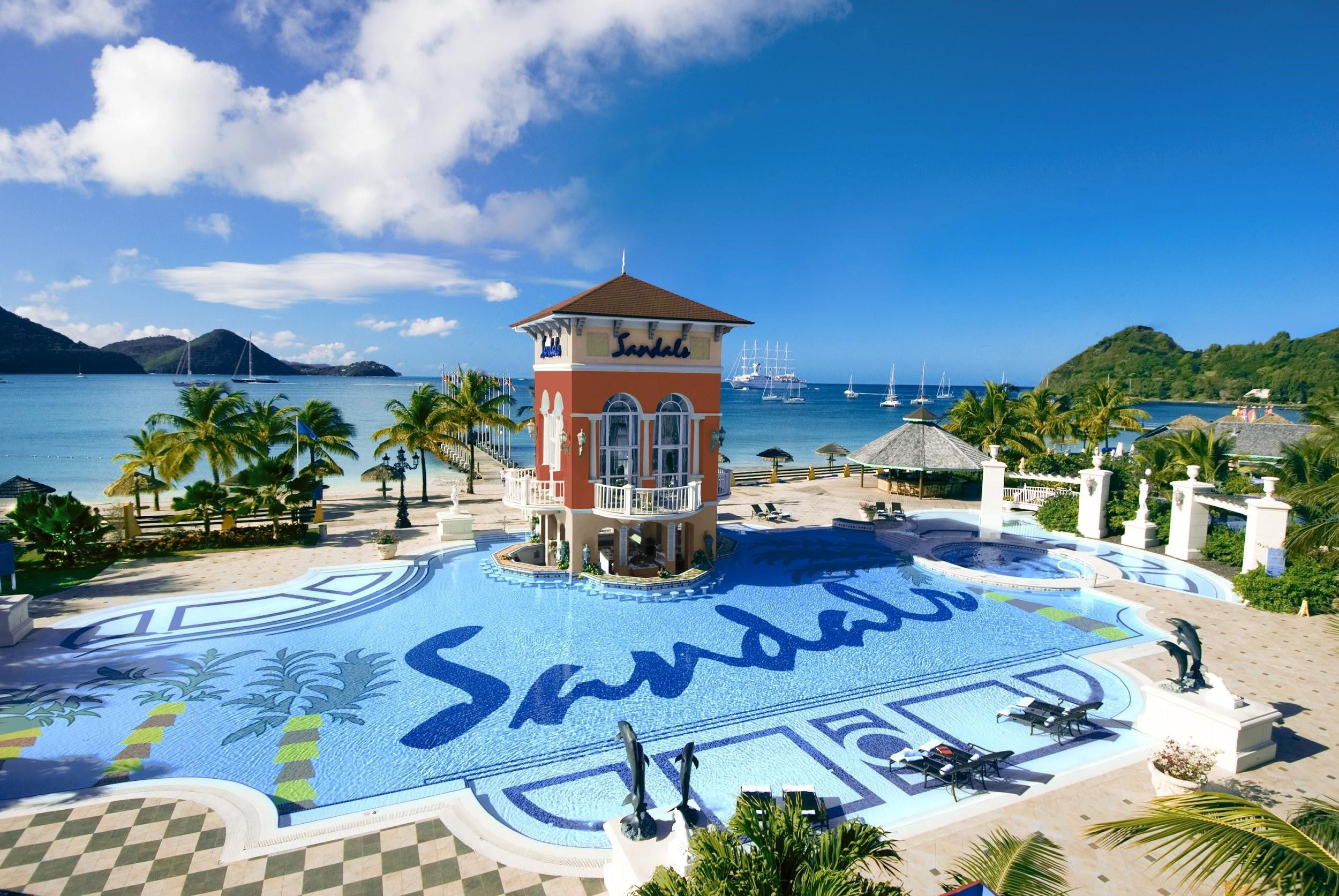 Sandals vacations for singles