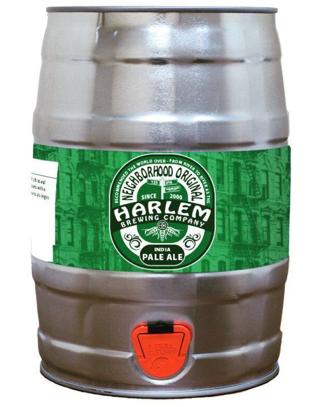 125 IPA certified beer