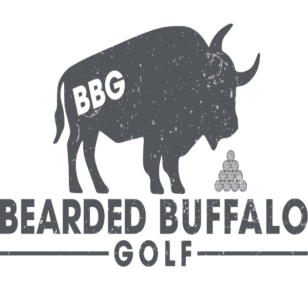 Bearded Buffalo Golf Logo