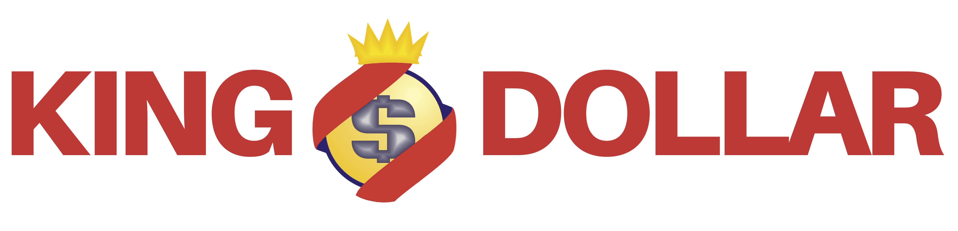 King Dollar Store Logo