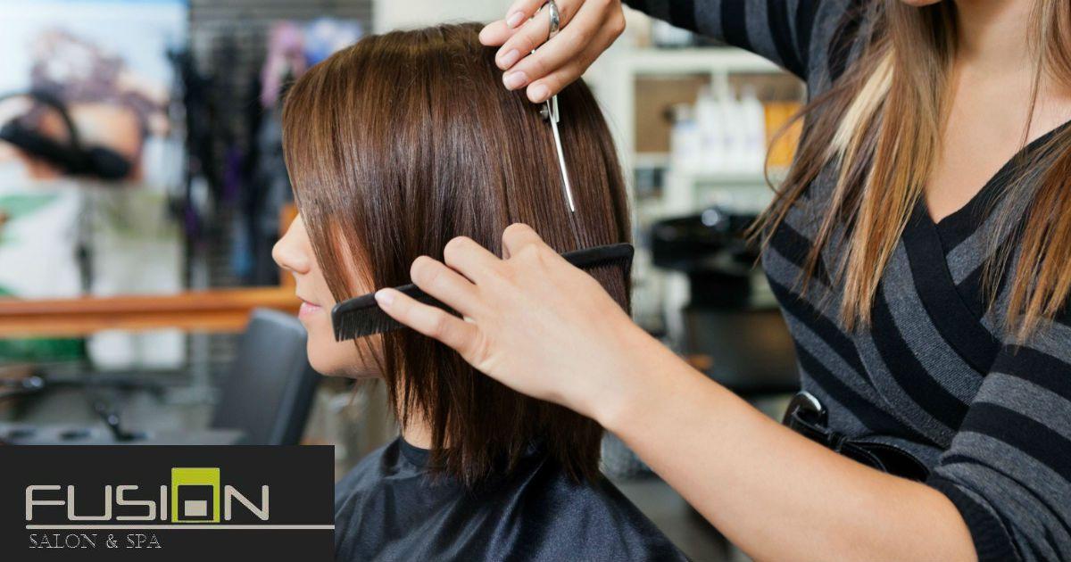 Hair Salon Services Fusion Hair Salon