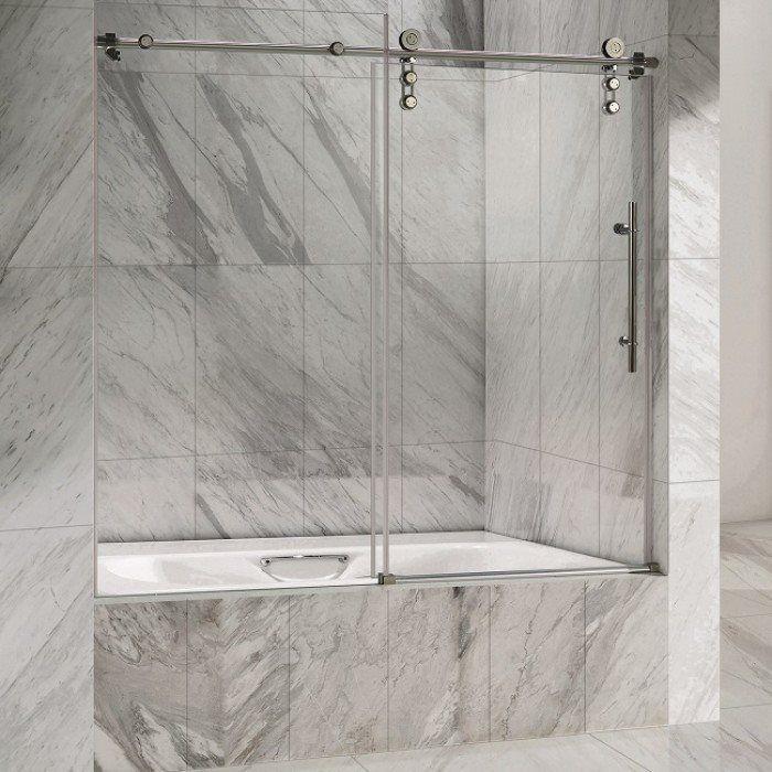 aqua ultra with door asp extender glass doors screens tub frameless ex