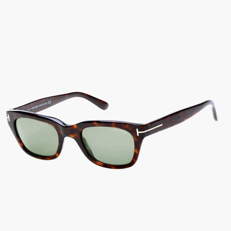 ecf88b50087 Tom Ford Snowdon.  410.00. SOFT SQUARED ACETATE STYLE ...