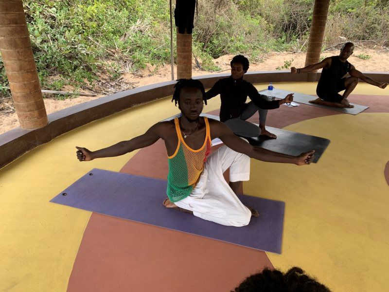 Gambia certification - YogaSkills