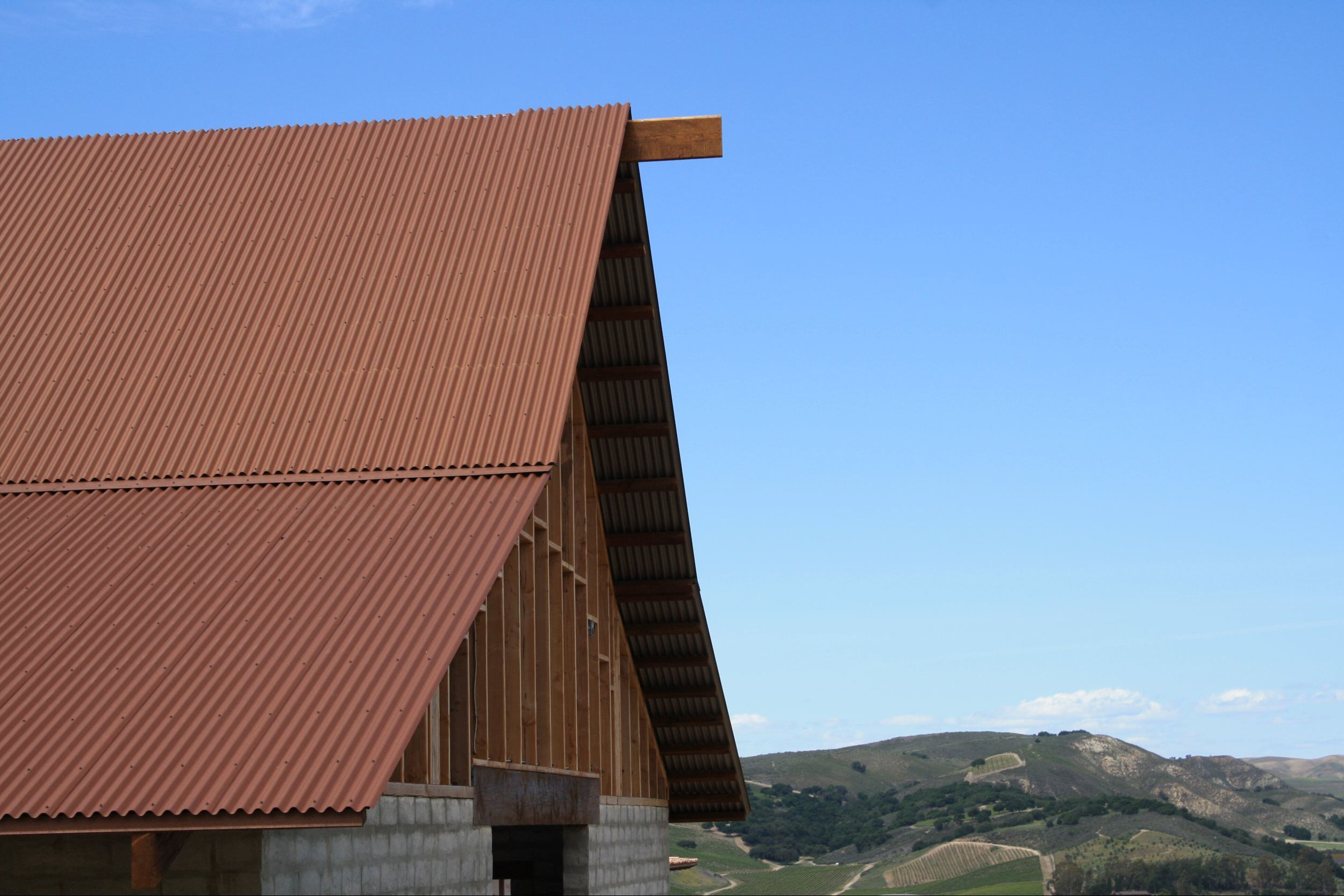 Kynar Roofing Architecture Architectural Sheet Metal Wall