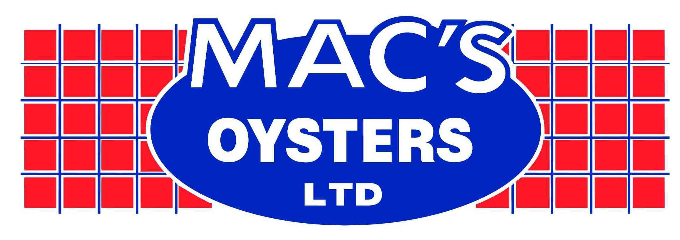 Nutritional Information Table - MAC'S OYSTERS LTD
