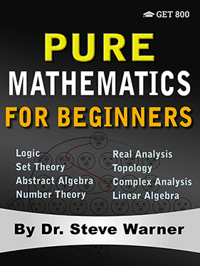 Pure Math for Beginners