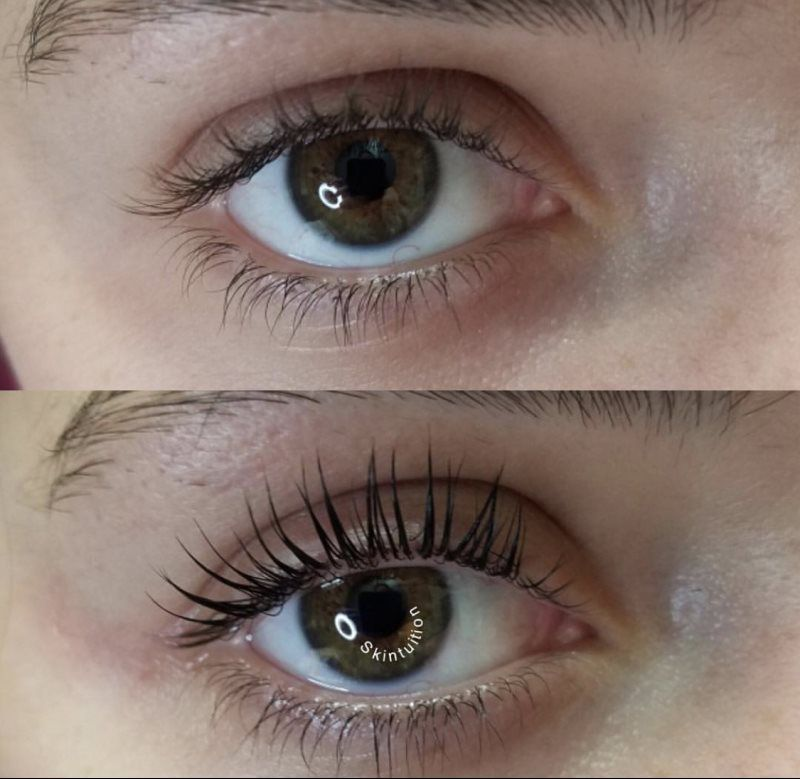 Our Eyelash Services - Skintuition Rochester