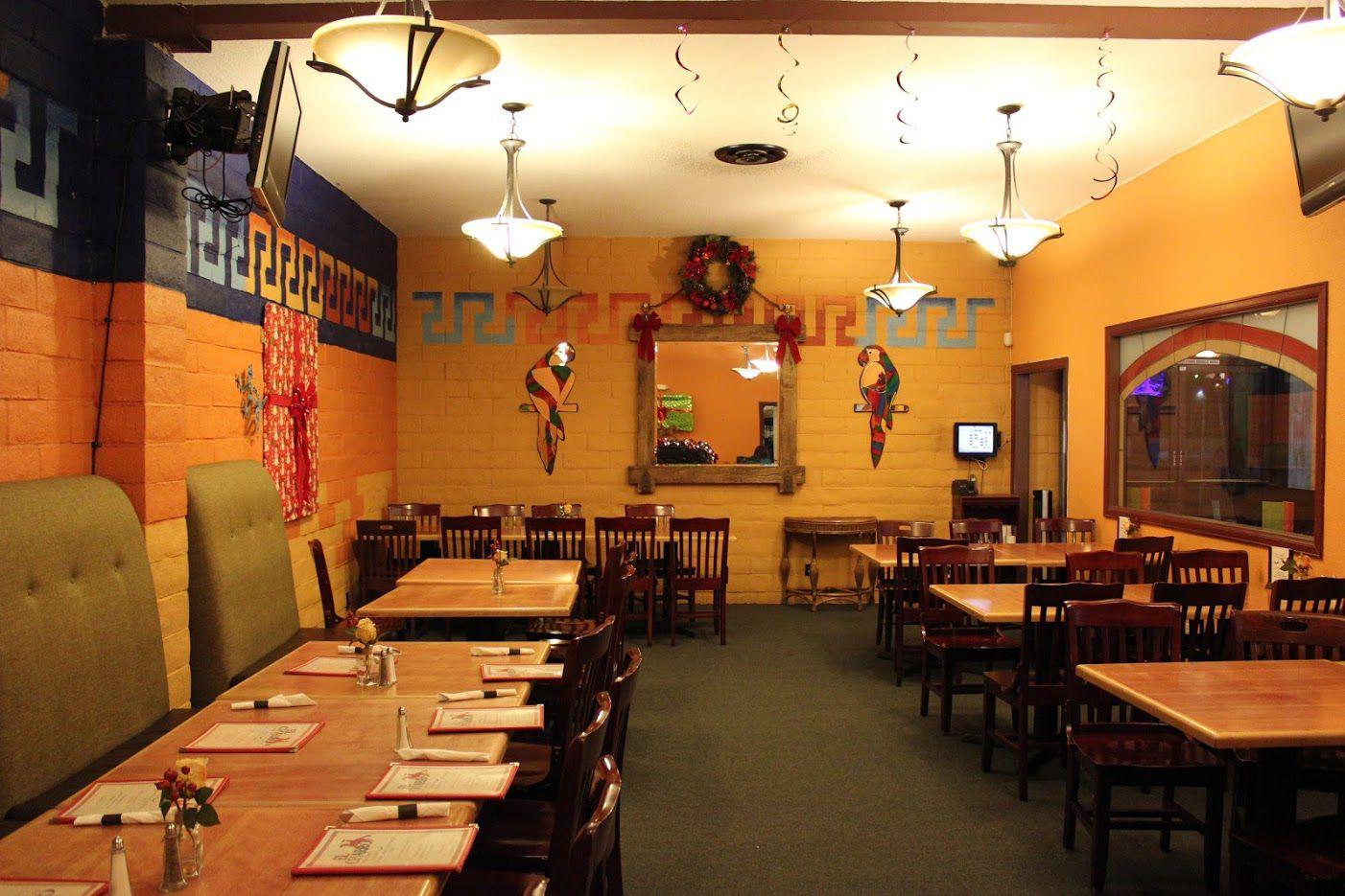 Home El Charro Mexican Food