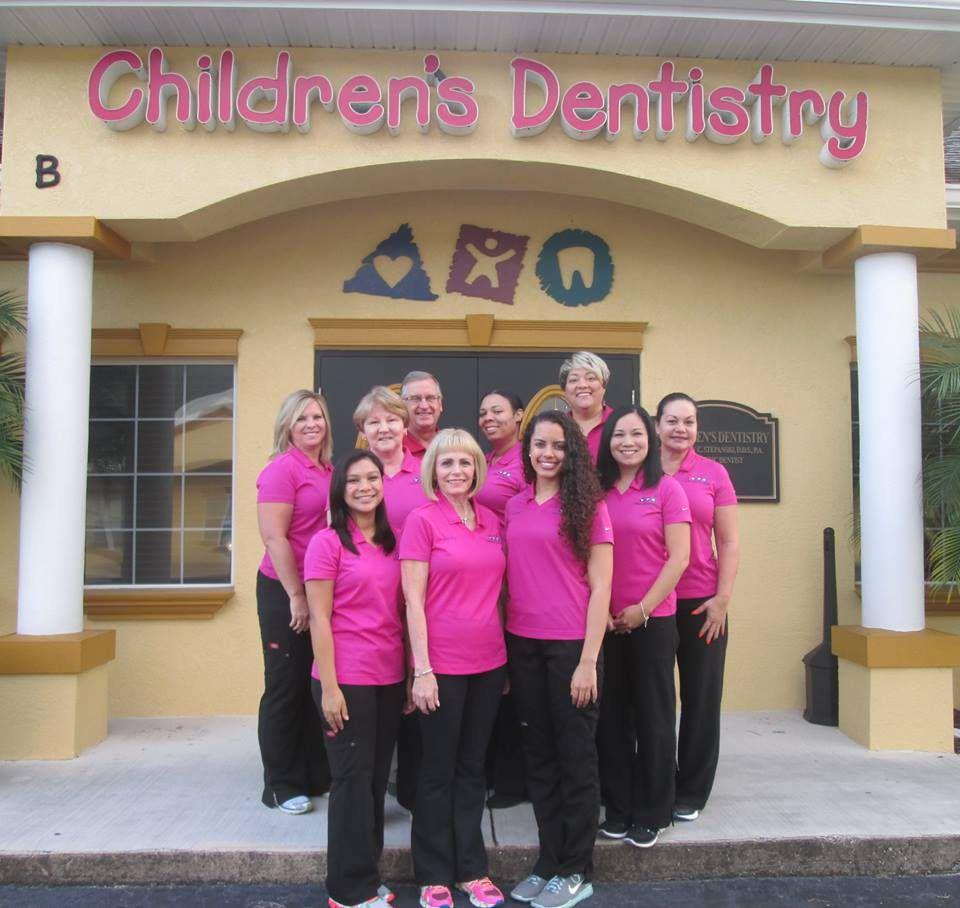 Children's Dentistry team