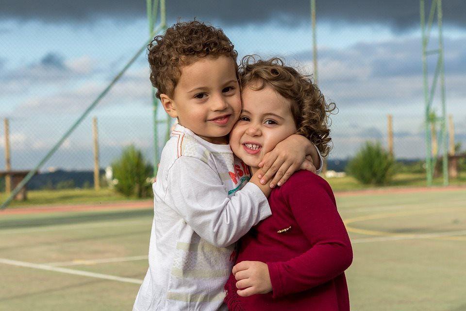 Children's Dentistry hug