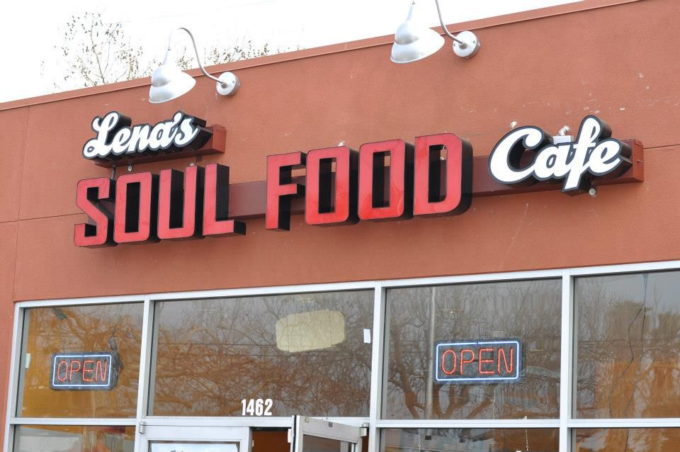 Banquet Space Lenas Soul Food Cafe