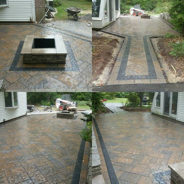 Beautiful PATIO WORK
