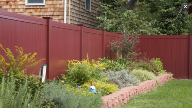 7 Duramax 174 Vinyl Fence Styles To Transform Your Home