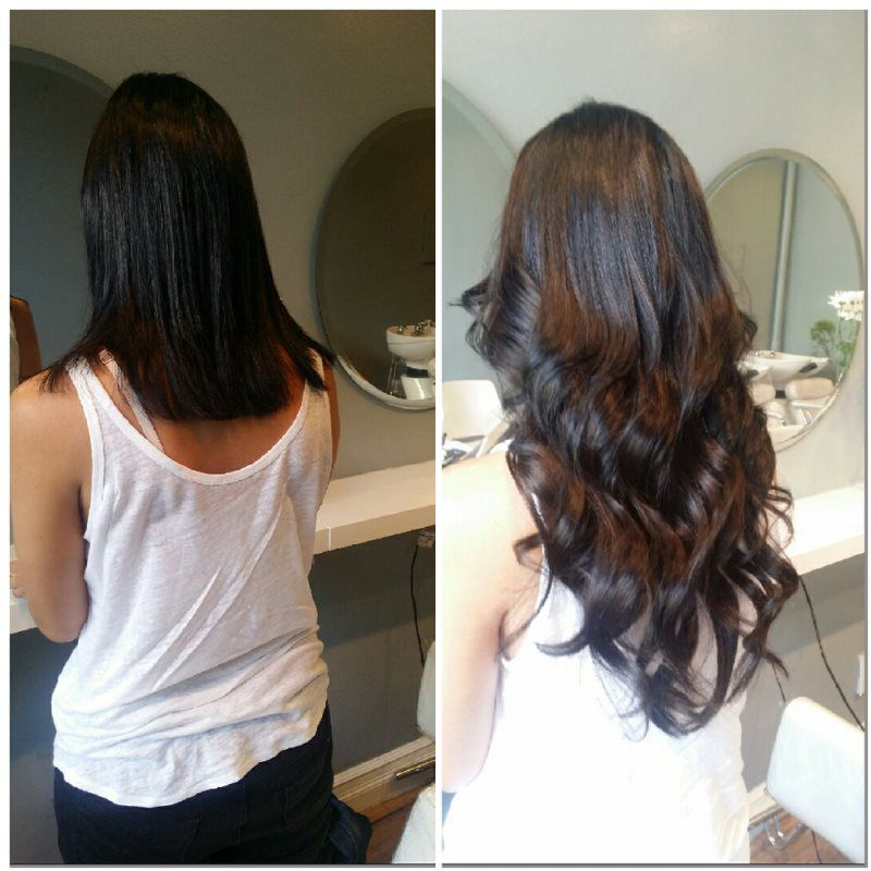 123 Hair Extensions Gallery Ytf Hair Extensions