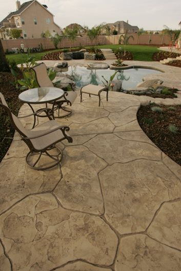 Are You The Homeowner That Is Convinced That The Cost Effective Solution Of  Repairing Cracked, Old Concrete Patios Does Not Exist? If That Is The Case,  ...