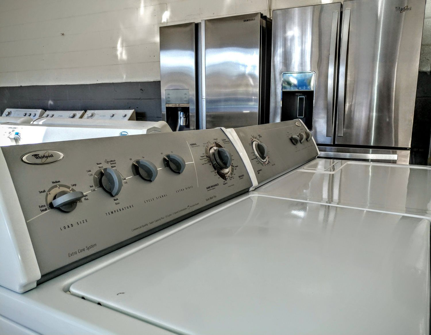 Product Gallery - Second Cycle Appliance Inc
