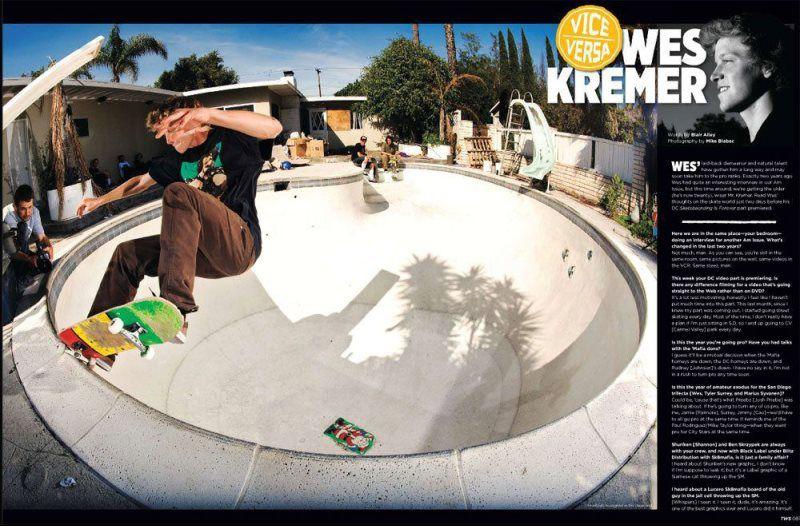 6931b4516aef90 Meet Wes Kremer - SK8MAFIA