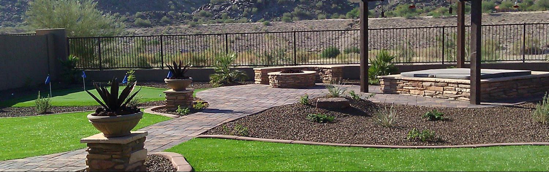 landscape design services in Maricopa