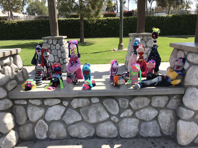 puppet display