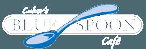 The Blue Spoon Café Logo