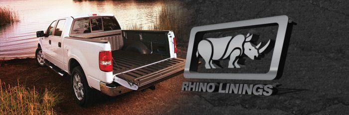 Rhino Linings Truck